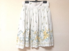gelato pique(ジェラートピケ)のスカート