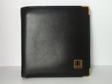 dunhill/ALFREDDUNHILL(ダンヒル)の2つ折り財布