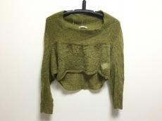 i+mu(イム/センソユニコ)のセーター