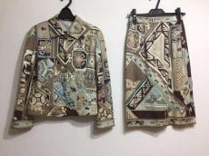 LEONARD(レオナール)のスカートスーツ