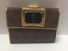 Paris Hilton(パリス・ヒルトン)のWホック財布