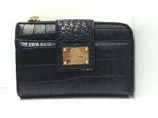 LEATHER JEWELS coccolux(レザージュエルズ ココリュクス)の2つ折り財布
