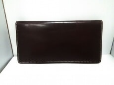 BRITISH GREEN(ブリティッシュグリーン)の長財布