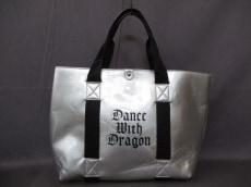 DANCE WITH DRAGON(ダンスウィズドラゴン)のトートバッグ