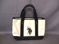 U.S.POLOASSN.(ユーエスポロアソシエーション)のハンドバッグ