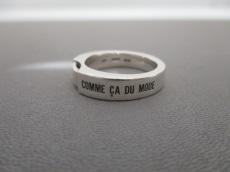 COMME CA DU MODE(コムサデモード)のリング