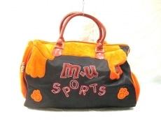 M・U・ SPORTS(ミエコウエサコ)のボストンバッグ