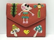 OLLEBOREBLA(アルベロベロ)の3つ折り財布