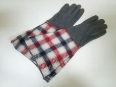 THOM BROWNE(トムブラウン)の手袋
