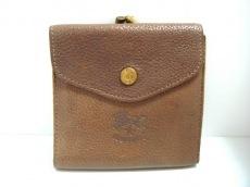 IL BISONTE(イルビゾンテ)の3つ折り財布