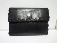 DKNY(ダナキャラン)のWホック財布