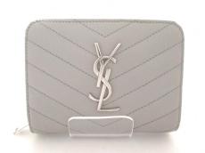 SAINT LAURENT PARIS(サンローランパリ)の2つ折り財布