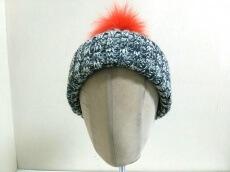 yves salomon(イヴサロモン)の帽子