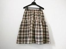 io comme io(イオコムイオ センソユニコ)のスカート