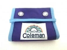 Coleman(コールマン)の3つ折り財布
