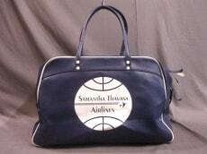 Samantha Thavasa Resort(サマンサタバサ)のボストンバッグ