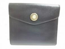 Valextra(ヴァレクストラ)のWホック財布