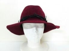 BACKLASH(バックラッシュ)の帽子