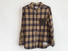 Harris Tweed(ハリスツイード)のシャツブラウス
