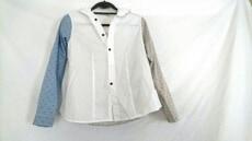 i+mu(イム/センソユニコ)のシャツブラウス