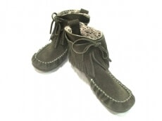 arome de muguet(アロマドミュゲ)のブーツ