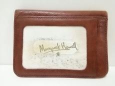MargaretHowell(マーガレットハウエル)のパスケース