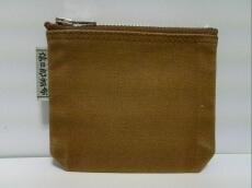 一澤信三郎帆布(イチザワシンザブロウハンプ)のコインケース