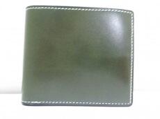GLEAN&Co.,Ltd(グリーンアンドコーリミテッド)の2つ折り財布