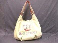 M・U・ SPORTS(ミエコウエサコ)のショルダーバッグ