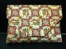 龍村美術織物(タツムラ)のポーチ