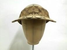 COACH(コーチ)の帽子