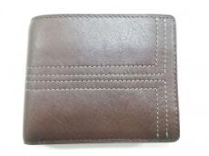 LANVIN COLLECTION(ランバンコレクション)の2つ折り財布