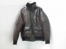 Burberry Black Label(バーバリーブラックレーベル)のダウンジャケット