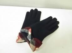 BLUE LABEL CRESTBRIDGE(ブルーレーベルクレストブリッジ)の手袋