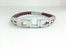 POLICE(ポリス)のブレスレット