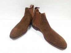 Crockett&Jones(クロケットジョーンズ)のブーツ
