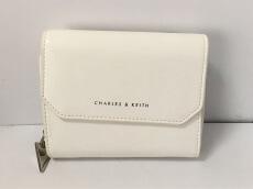 CHARLES&KEITH(チャールズ&キース)の3つ折り財布