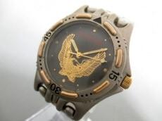 HARLEY DAVIDSON(ハーレーダビッドソン)の腕時計