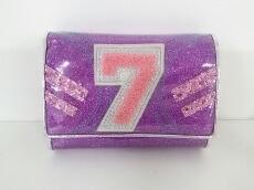 Samantha Thavasa New York(サマンサタバサニューヨーク)の2つ折り財布