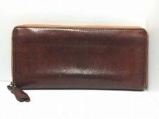 kinoshohampu/木の庄帆布(キノショウハンプ)の長財布