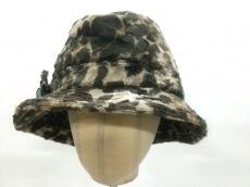 misaharada(ミサハラダ)の帽子