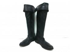 MissBlumarine(ミスブルマリン)のブーツ