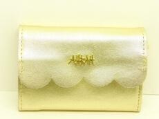 AHKAH(アーカー)の3つ折り財布