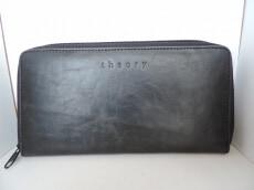 theory(セオリー)の長財布