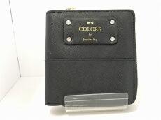COLORS by Jennifer sky(カラーズバイジェニファースカイ)のWホック財布