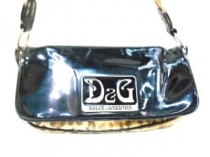 D&G(ディーアンドジー)のショルダーバッグ