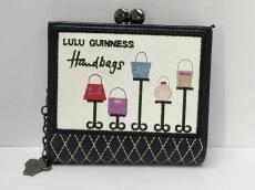 LULUGUINNESS(ルルギネス)の2つ折り財布
