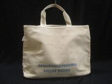 Mademoiselle NON NON(マドモアゼルノンノン)のトートバッグ