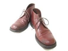 Silvano Mazza(シルバノマッツァ)のブーツ