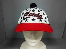 candystripper(キャンディストリッパー)の帽子